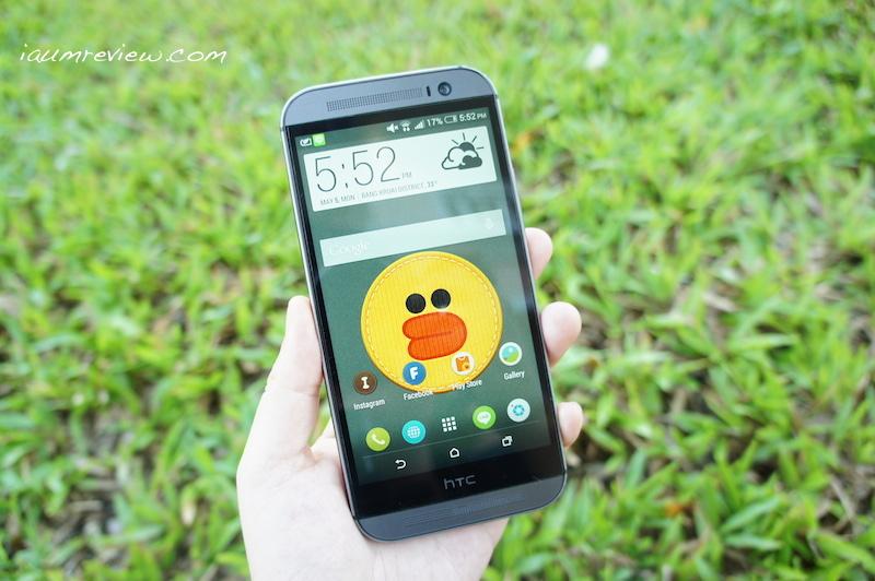 สวัสดีค่ะห่างหายจากการเขียนรีวิวมือถือไปพักนึงนะคะวันนี้อุ้มกลับมาพร้อมกับ HTC  ONE M8 นวัตกรรมใหม่ล่าสุดจาก HTC ที่ต้องบอกว่ามีดีกว่าที่อุ้มคิด ...