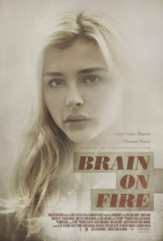 Brain on Fire (2016) เผชิญหน้า ท้าปาฏิหาริย์ - Pantip