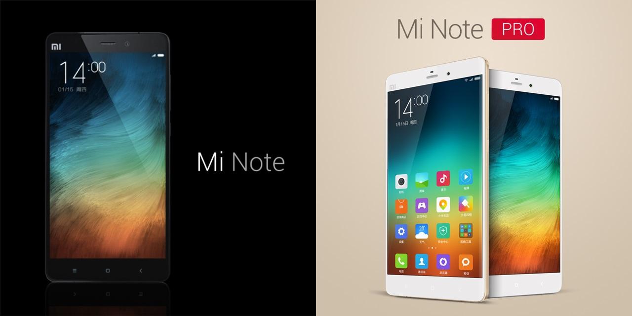 Mat truoc Mi Note 2 kha giong voi dan anh Mi4