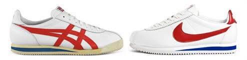 Chaussures De Tigre Onitsuka Avec Nike Cortez