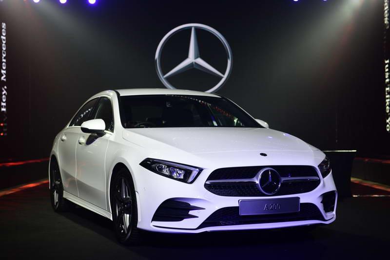 เปิดตัว The new Mercedes-Benz A-Class เจน 4 เริ่มด้วยโฉมซีดาน เริ่ม 2.49 ล้าน