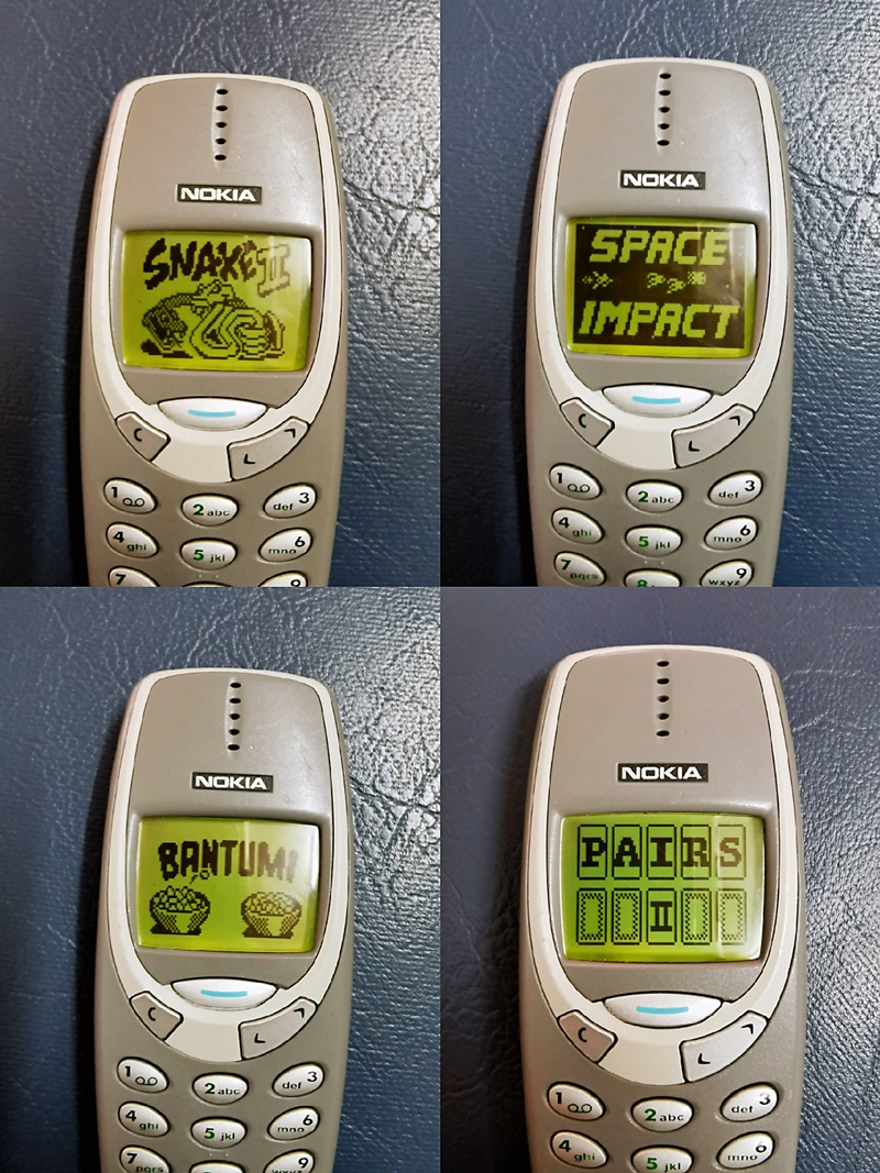 nokia 3310 舊 版