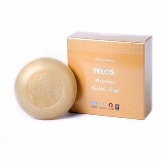สบู่ป้องกันสิว Telos soap