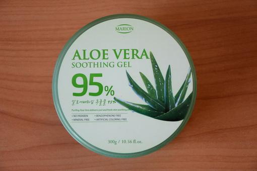 Aloe Vera 93% Soothing Gel by Skinfood #9