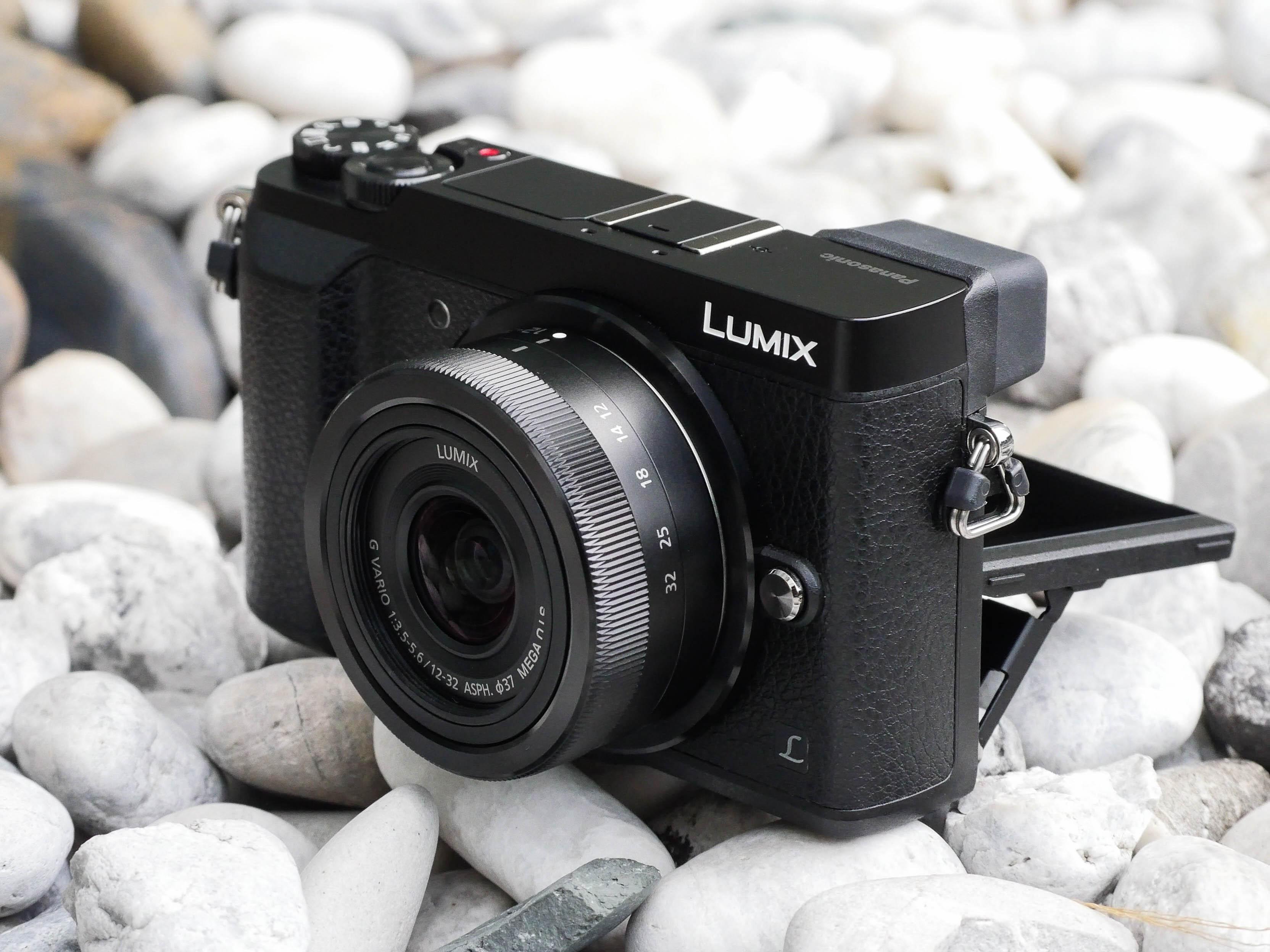 Panasonic Lumix Gx85 Mirrorless 4k 5 Gx85k Lensa 12 32mm Kamera Dmc Live Mos Sensor W O Low Pass Filter 16 Max Resolution 4592 X 3448 1 4000 Sec