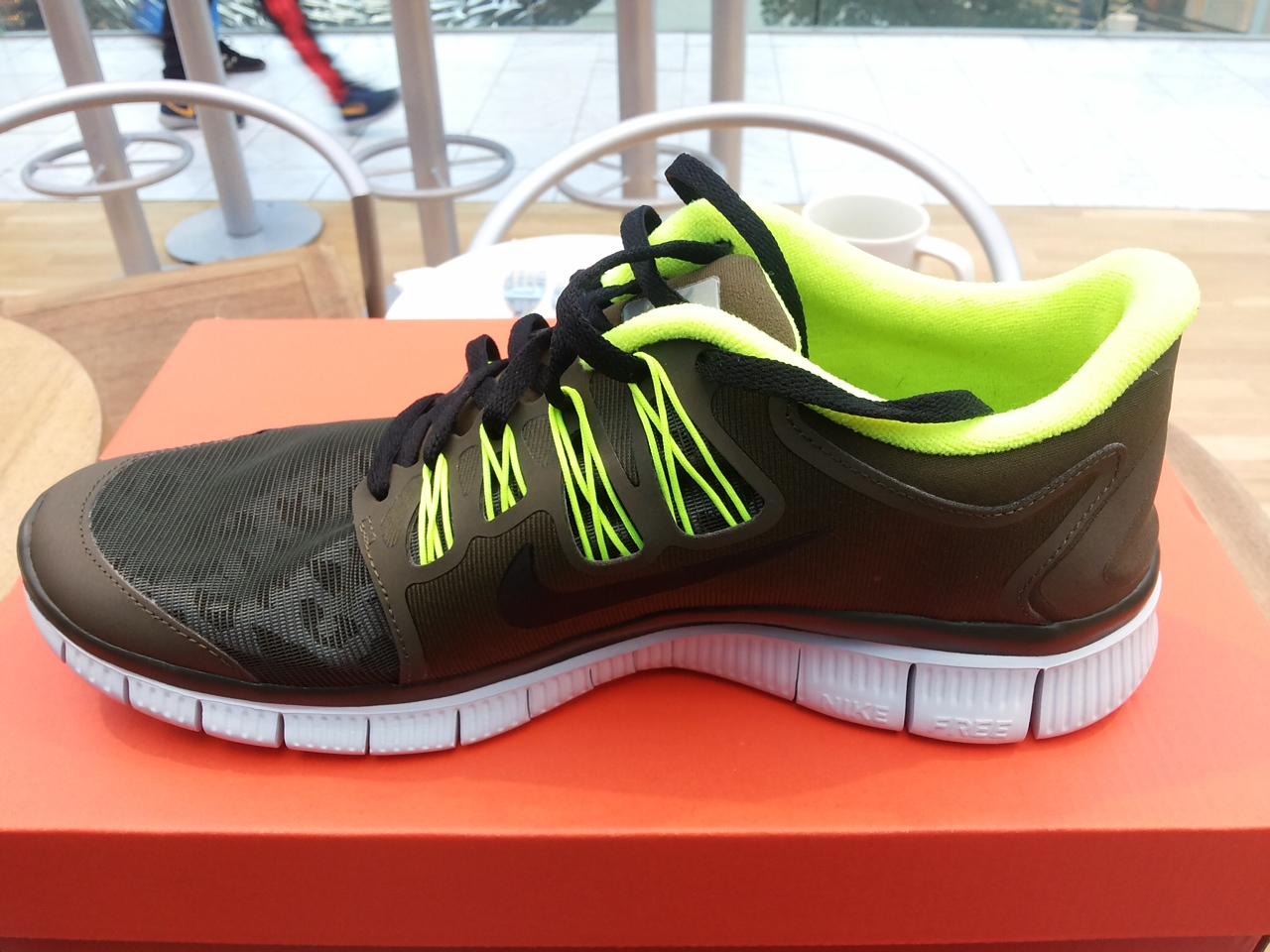 Nike Free 5.0 Flyknit Htm Pour Un Flux.