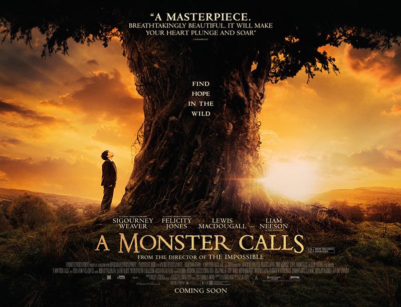 ผลการค้นหารูปภาพสำหรับ a monster call