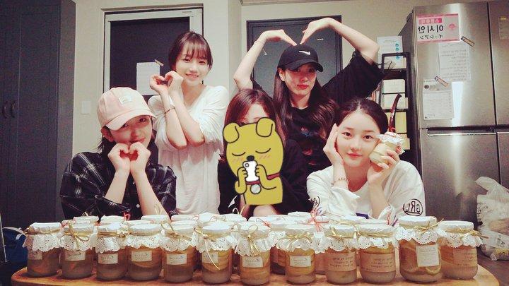 Do you believe in the pledis x stone music Girl group? | Hallyu+