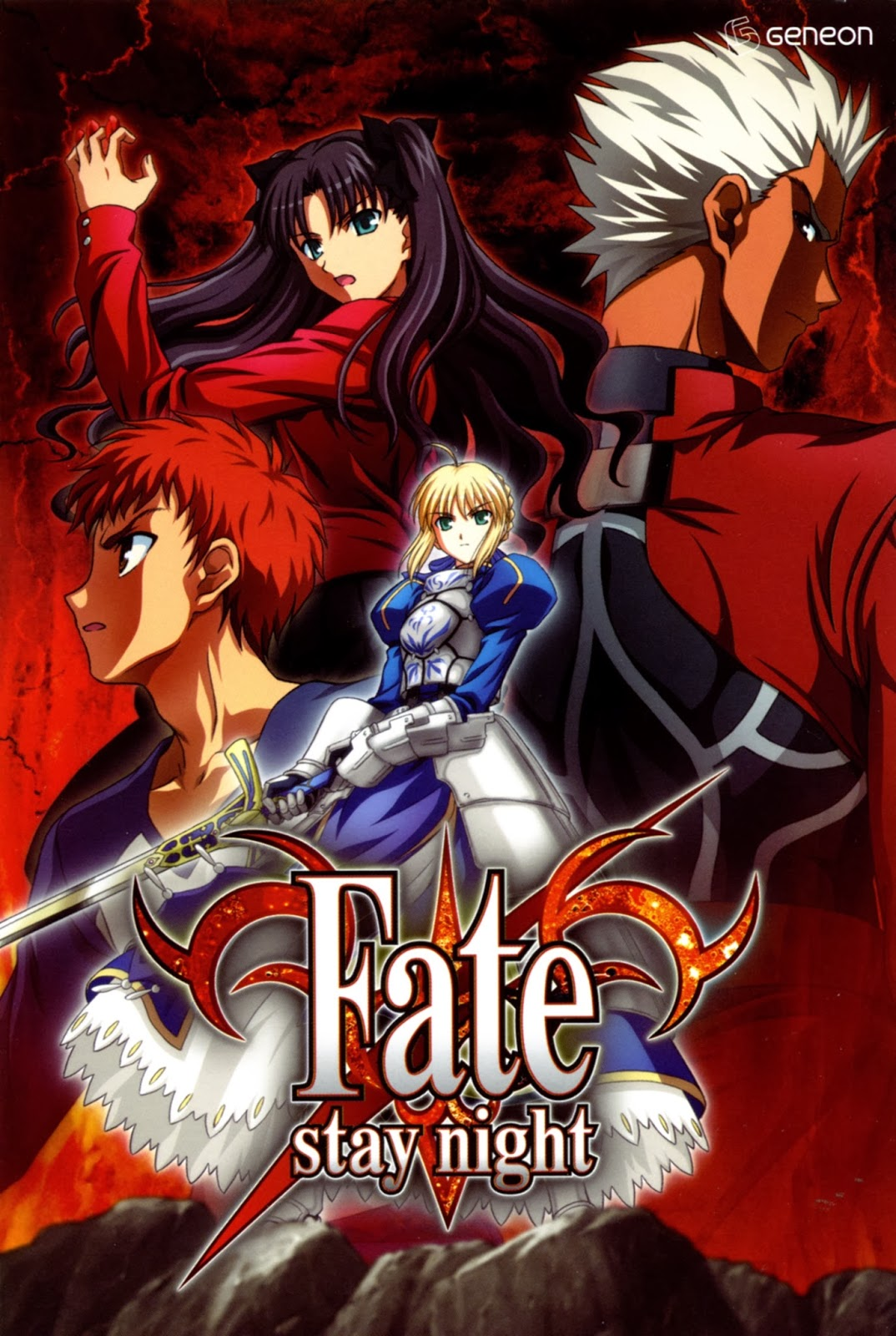 Resultado de imagen para fate stay night
