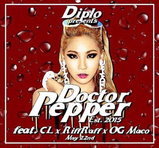 ชวนฟ ง diplo x cl 2ne1 x riff raff x og maco doctor pepper pantip