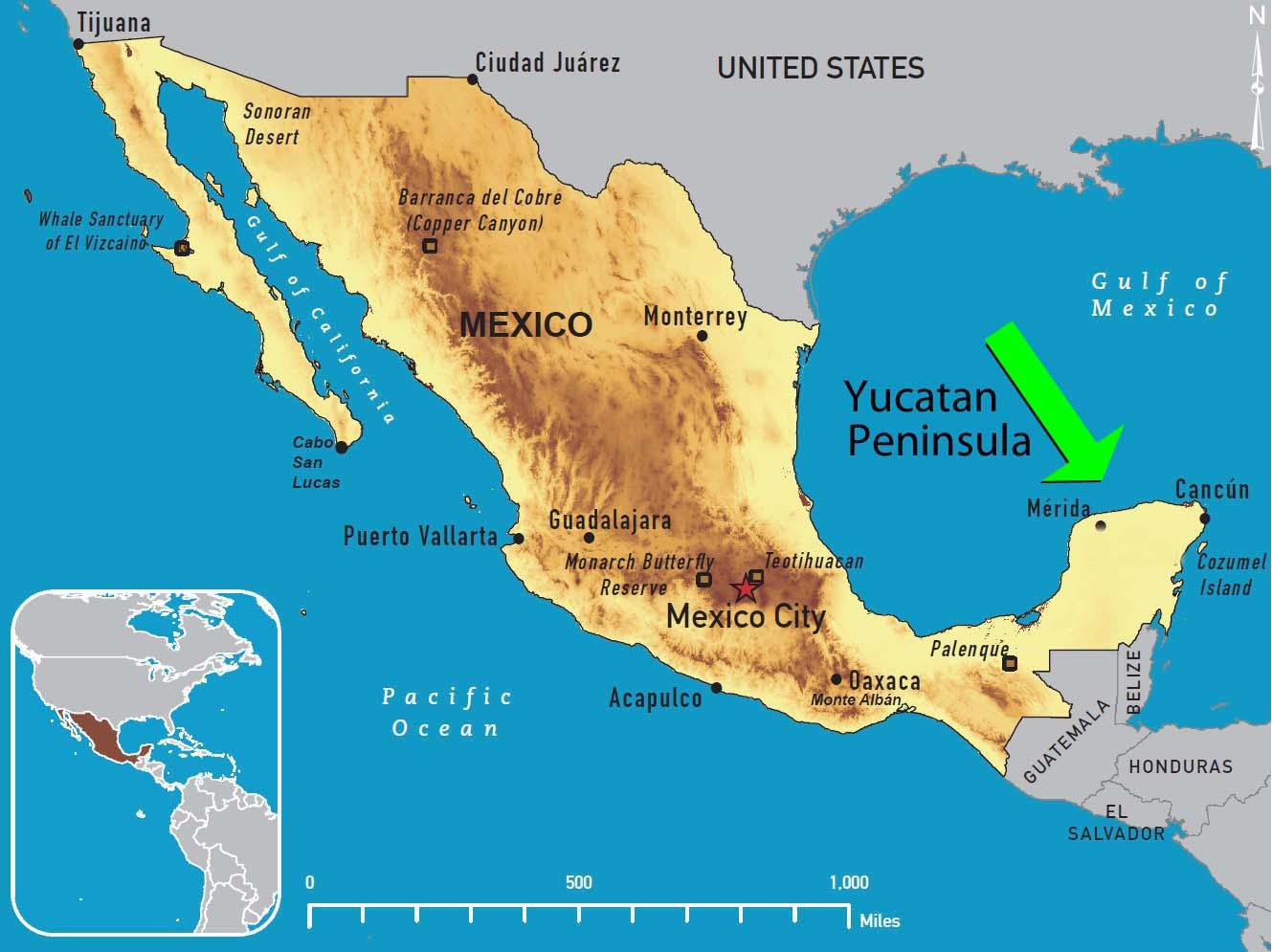 show forum cancun yucatan peninsula
