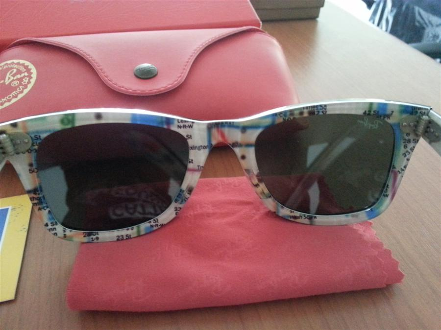 7550a48ff5 Ray Ban Rare Prints New York « Heritage Malta