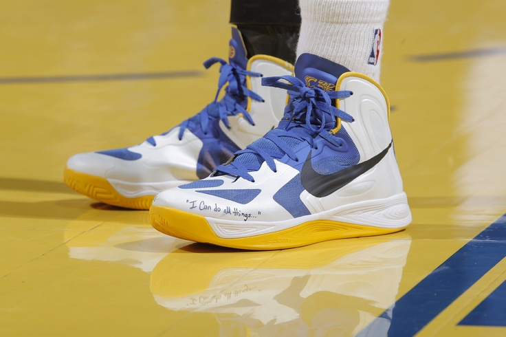 Stephen Curry 1st Signature Shoes
