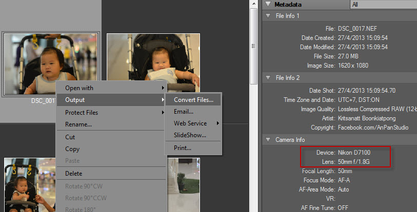 how to set nikon d7100 to raw