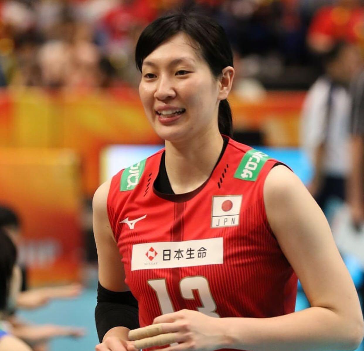 Mai Okumura Pemain Bola Voli Cantik Jepang Profil Atlet Olahraga Dunia