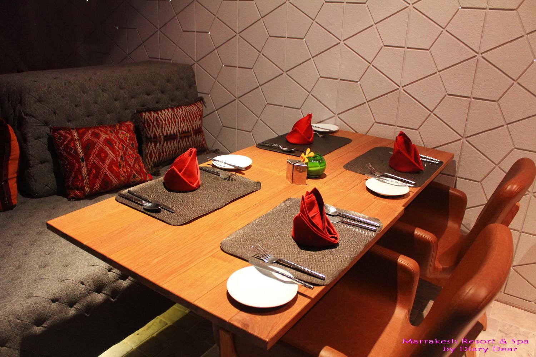 พักผ่อนอย่างมีสไตล์ ที่ MARRAKESH Hua Hin Resort & Spa