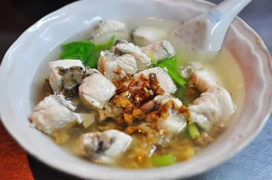 สูตร ข้าวต้มปลากะพง - Pantip