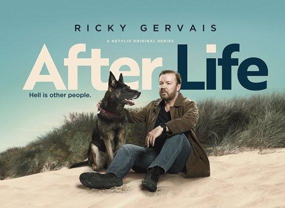 กระทู้ชวนดู ชวนคุย ซีรี่ส์ After Life จาก Netflix - Pantip