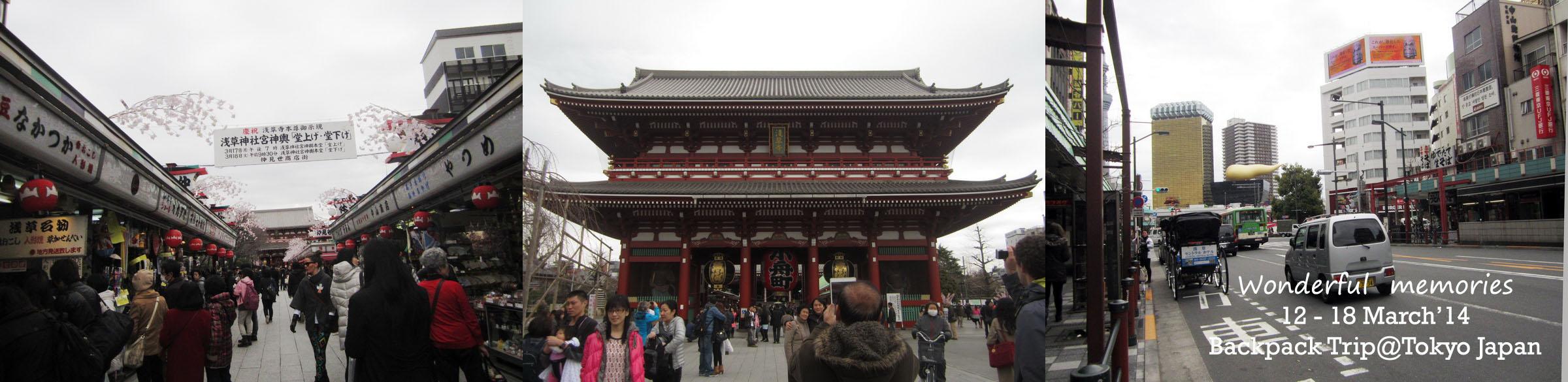 review backpack japan trip tokyo 6 ว น 5 ค น งบไม เก น 3 หม น
