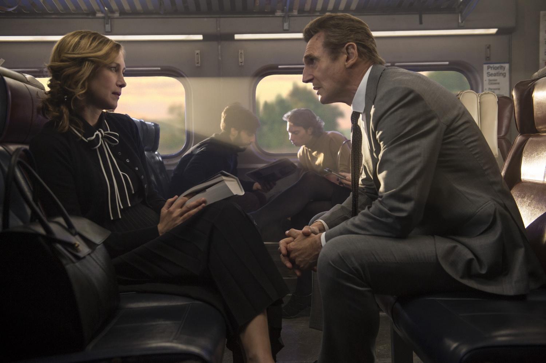 หนังภาพยนตร์แอ็คชั่นสุดระทึกขวัญ The Commuter  นรกใช้มาเกิด