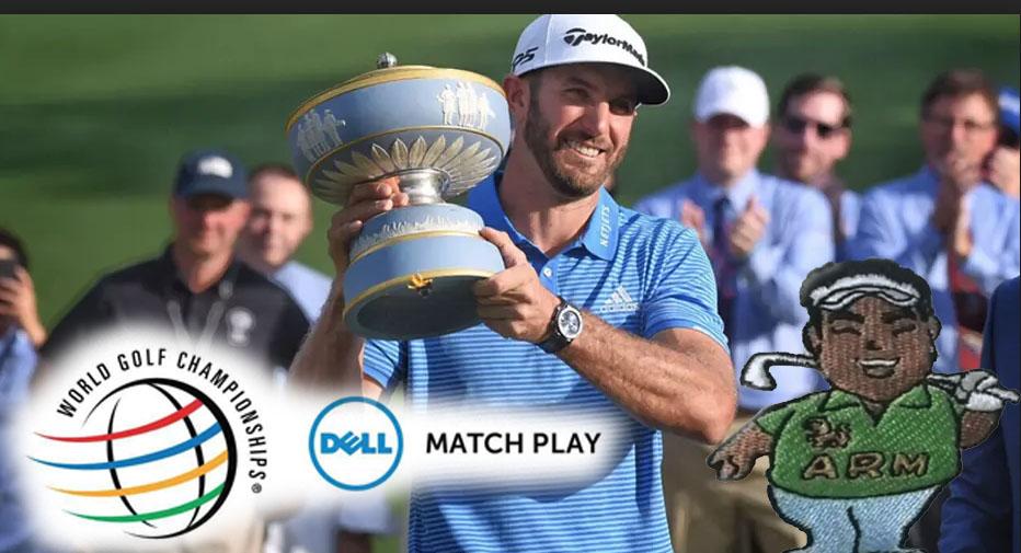 เชียร์สดกอล์ฟรายการ World Golf Championships - Dell ...