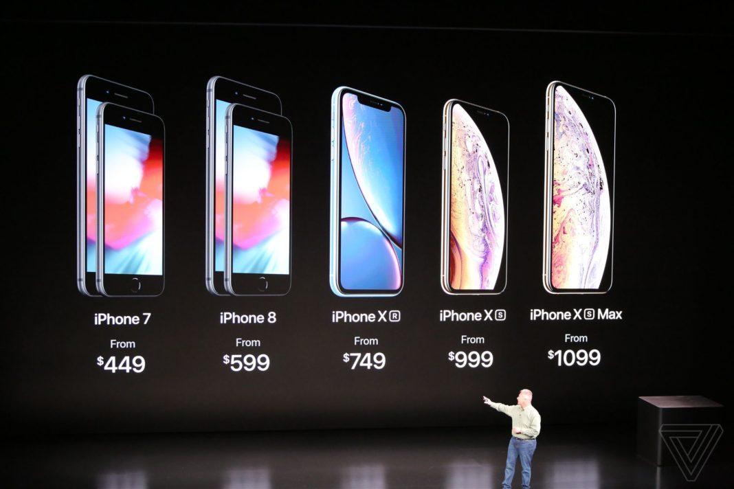 """ล้ำหน้าโชว์ อีกรุ่นที่เปิดตัว """"iPhone Xr"""" มือถือกล้องเดียว ที่มากับชิปตัวแรงและจอไร้ขอบ iPhone Xr iphone iOS Apple Event 2018 Apple"""