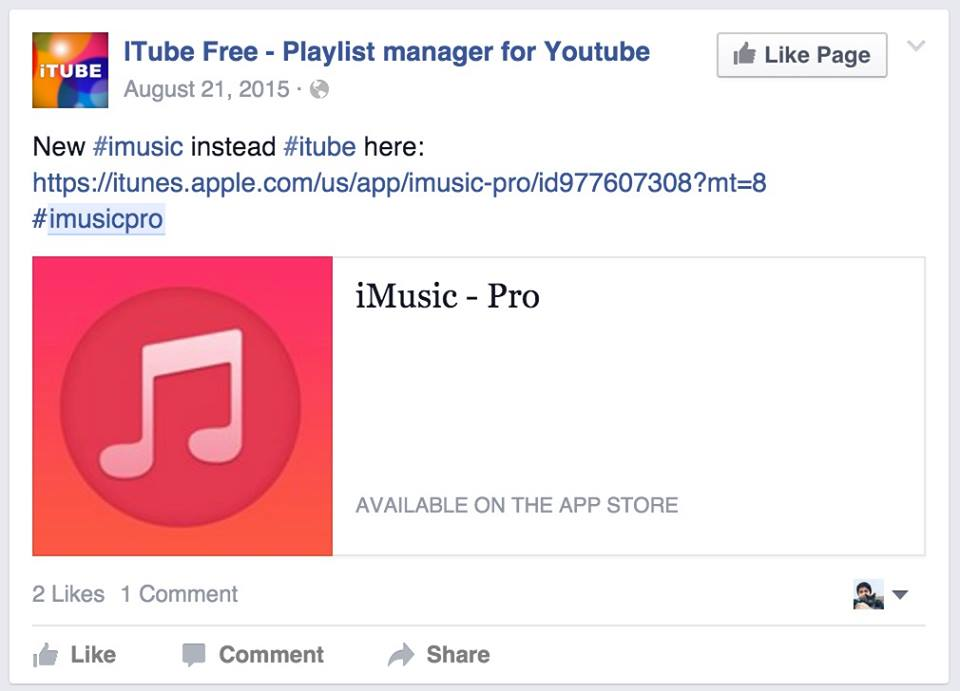 iMusic Pro โหลดเพลง YouTube ฟังแบบออฟไลน์ฟรี ด่วนก่อนโดนลบ