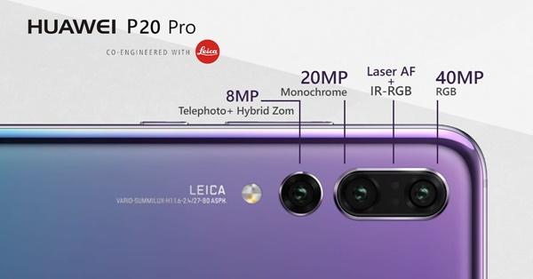 Huawei P20 Pro กล้อง Leica เลนส์ 40 + 20 + 8 พิกเซล F1 6 !!!!!! - Pantip