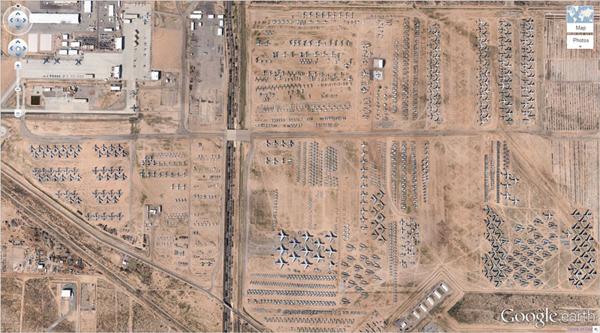 เครือข่าย คนกินเจ และมังสวิรัติ-29 ภาพประหลาดจาก Google Earth-1