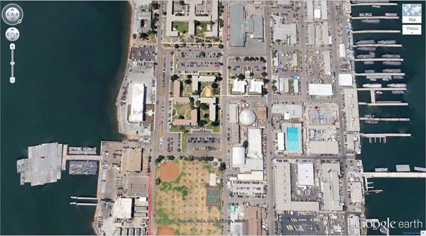 เครือข่าย คนกินเจ และมังสวิรัติ-29 ภาพประหลาดจาก Google Earth-3