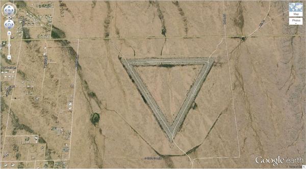 เครือข่าย คนกินเจ และมังสวิรัติ-29 ภาพประหลาดจาก Google Earth-5