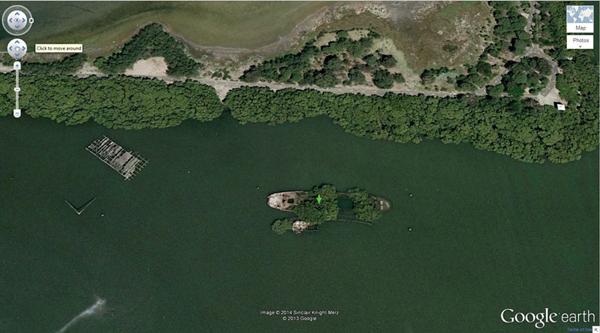 เครือข่าย คนกินเจ และมังสวิรัติ-29 ภาพประหลาดจาก Google Earth-7