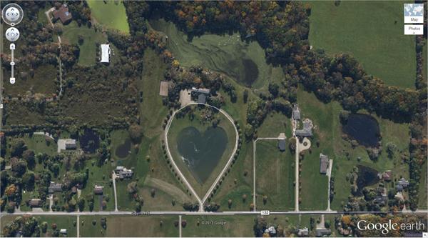 เครือข่าย คนกินเจ และมังสวิรัติ-29 ภาพประหลาดจาก Google Earth-10