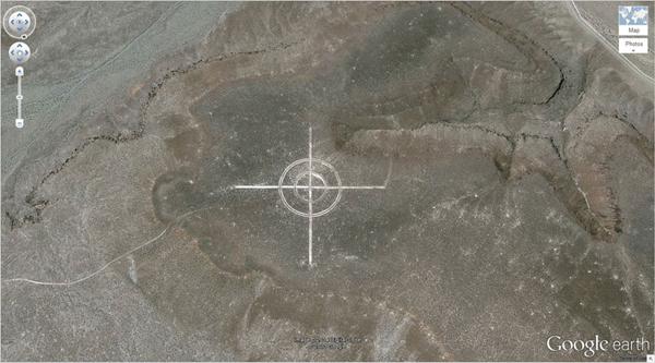 เครือข่าย คนกินเจ และมังสวิรัติ-29 ภาพประหลาดจาก Google Earth-12