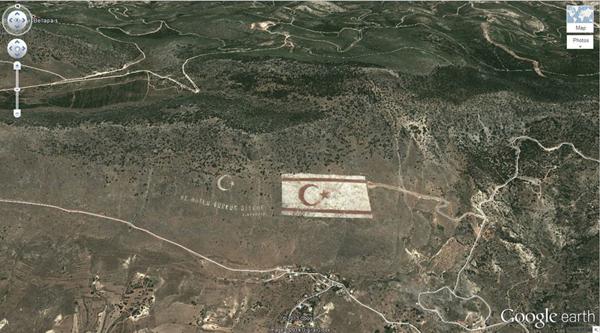 เครือข่าย คนกินเจ และมังสวิรัติ-29 ภาพประหลาดจาก Google Earth-15