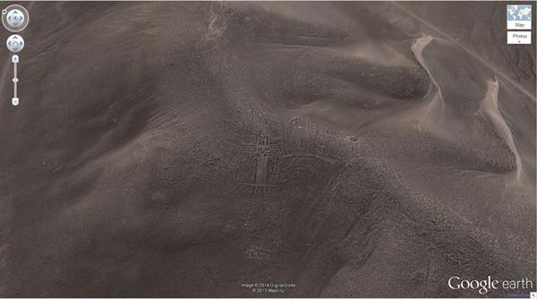 เครือข่าย คนกินเจ และมังสวิรัติ-29 ภาพประหลาดจาก Google Earth-20