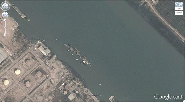 เครือข่าย คนกินเจ และมังสวิรัติ-29 ภาพประหลาดจาก Google Earth-21
