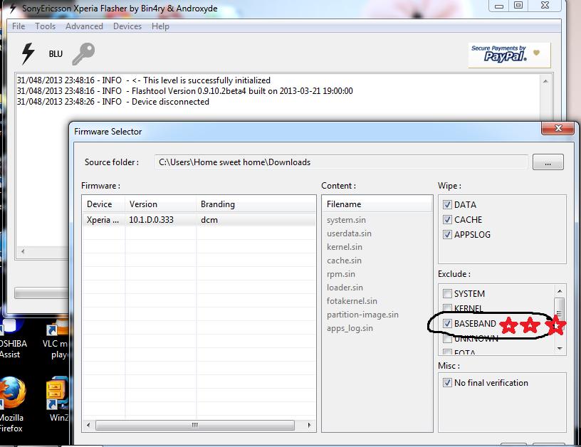 แก้ปัญหา Mail / Facebook เด้ง ของ Xperia Z ด้วยตัวเอง - Pantip