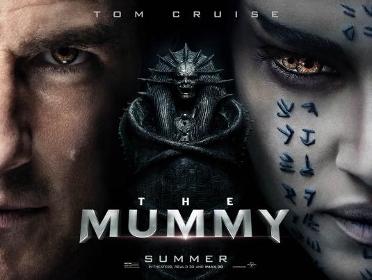 The Mummy 2017 = แห้งกว่าสภาพมัมมี่ ก็คงเป็นความสนุกโดยรวมของหนังละนะ - Pantip