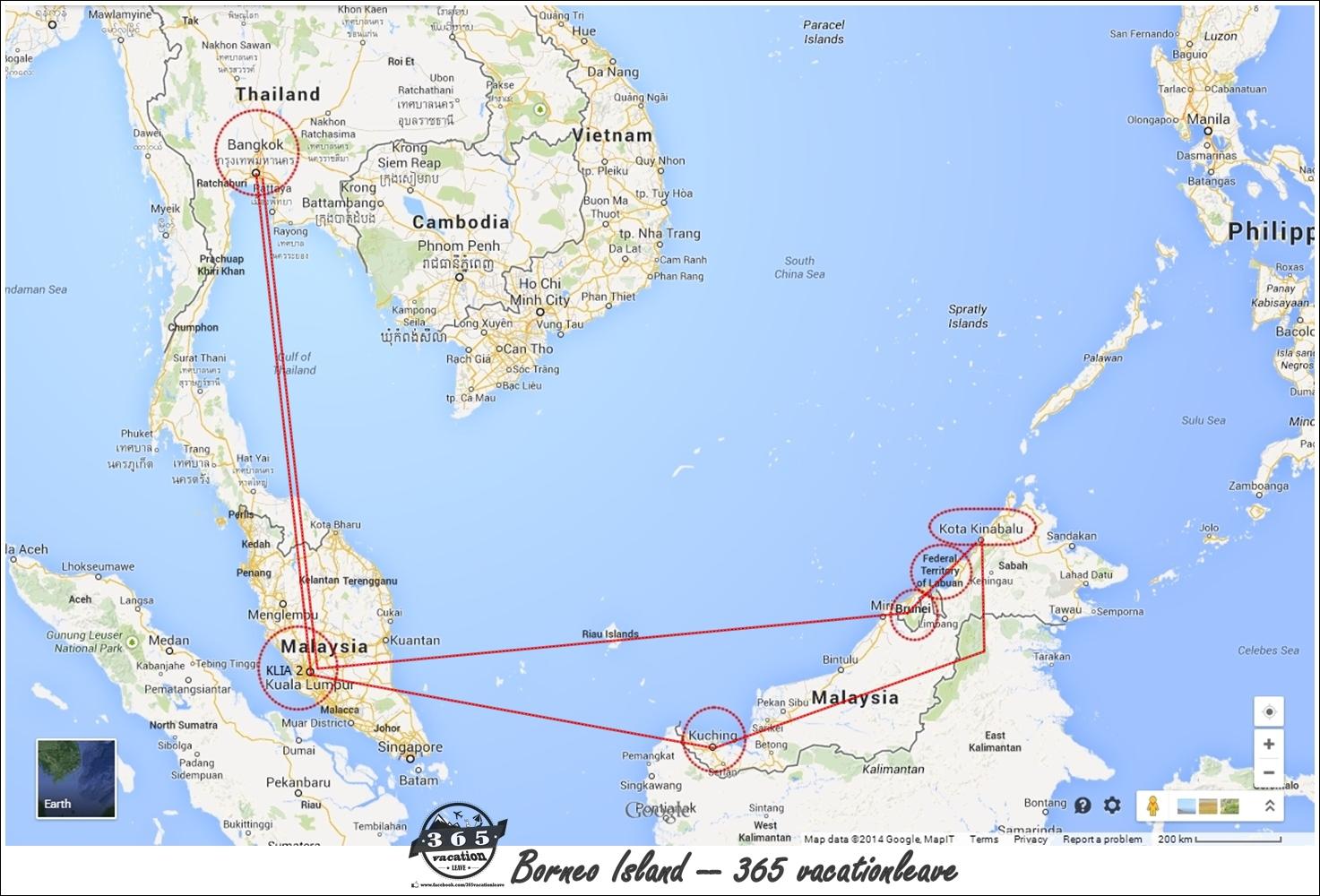 11 ก.ค. 2557 เที่ยวกูชิง // เที่ยวโกตาคินาบาลู 12 ก.ค. 2557  เที่ยวเกาะมานูกัน 13 ก.ค. 2557 เที่ยวลาบวน // เที่ยวบรูไน 14 ก.ค. 2557  เที่ยวบรูไน