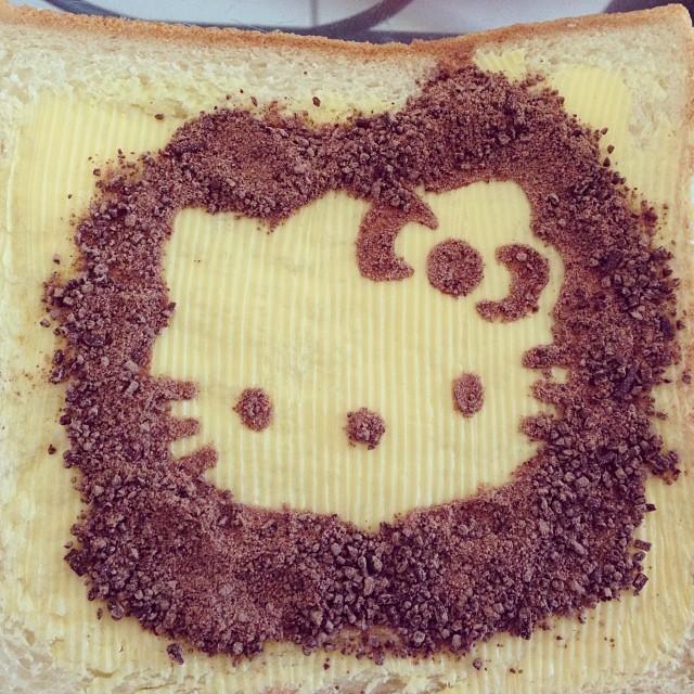 Bow Cake Pantip