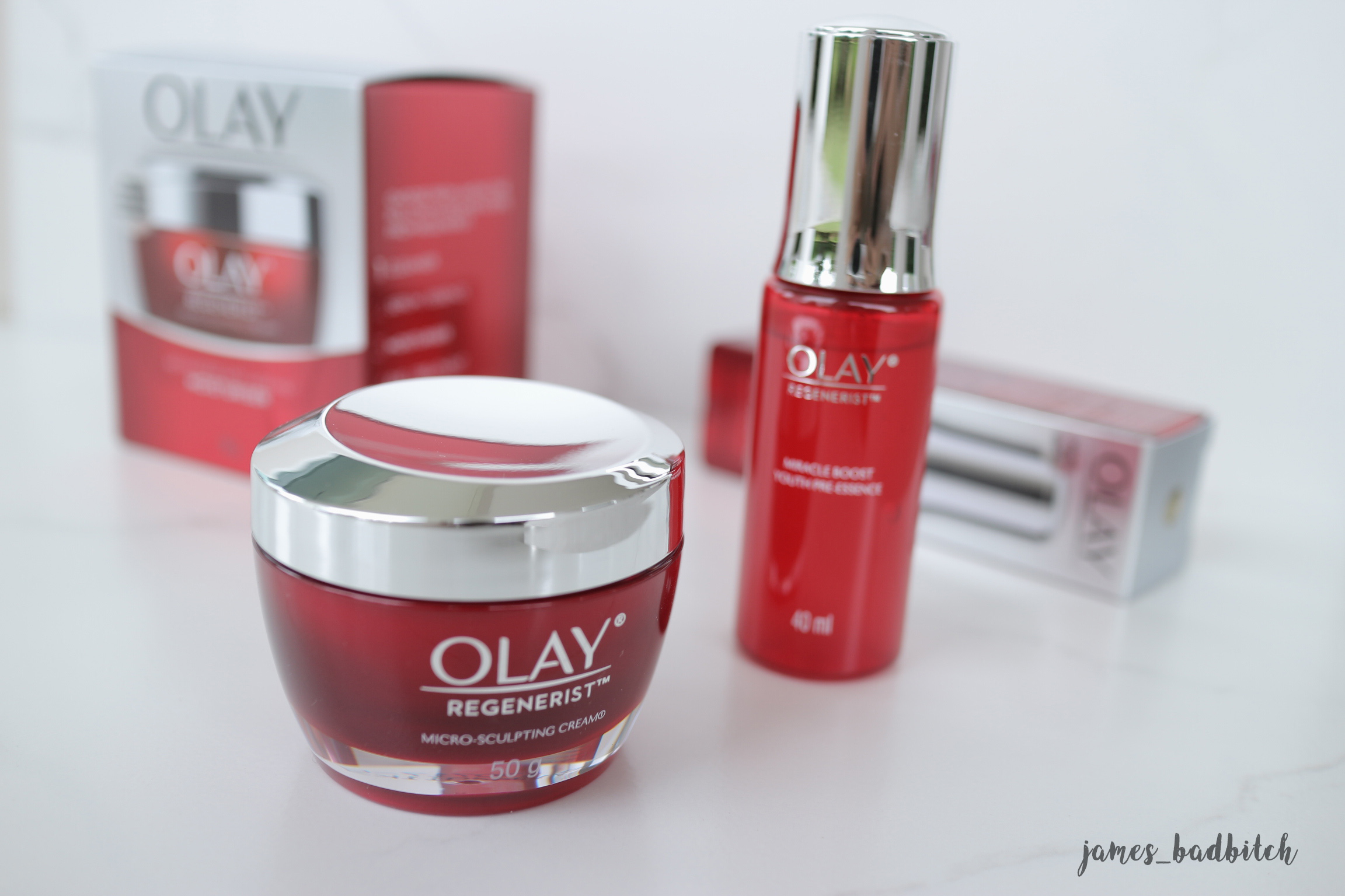Review Olay Regenerist Micro Sclupting Serum By