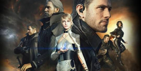 Kingsglaive Final Fantasy Xv หน วยองคร กษ พ ท กษ ราช นย ความ