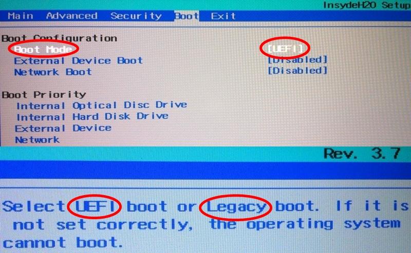 มือใหม่หัดใช้ SSD] ใน bios ไม่มี ahci ให้เลือก ต้องทำอย่างไรคะ SSD