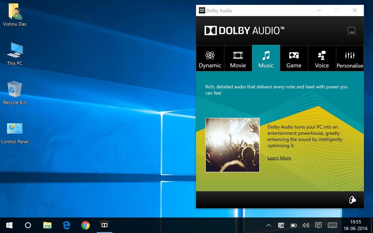 driver เสียง Dolby Audio X2 API SDK มันใช้ไม่ได้ ใครรู้ลิ้งค์โหลด