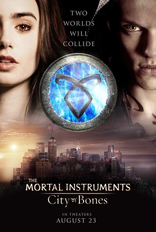 ตัวอย่างหนังใหม่ :  The Mortal Instruments : City Of Bones นักรบครึ่งเทวดา (ตัวอย่างที่ 2) ซับไทย poster