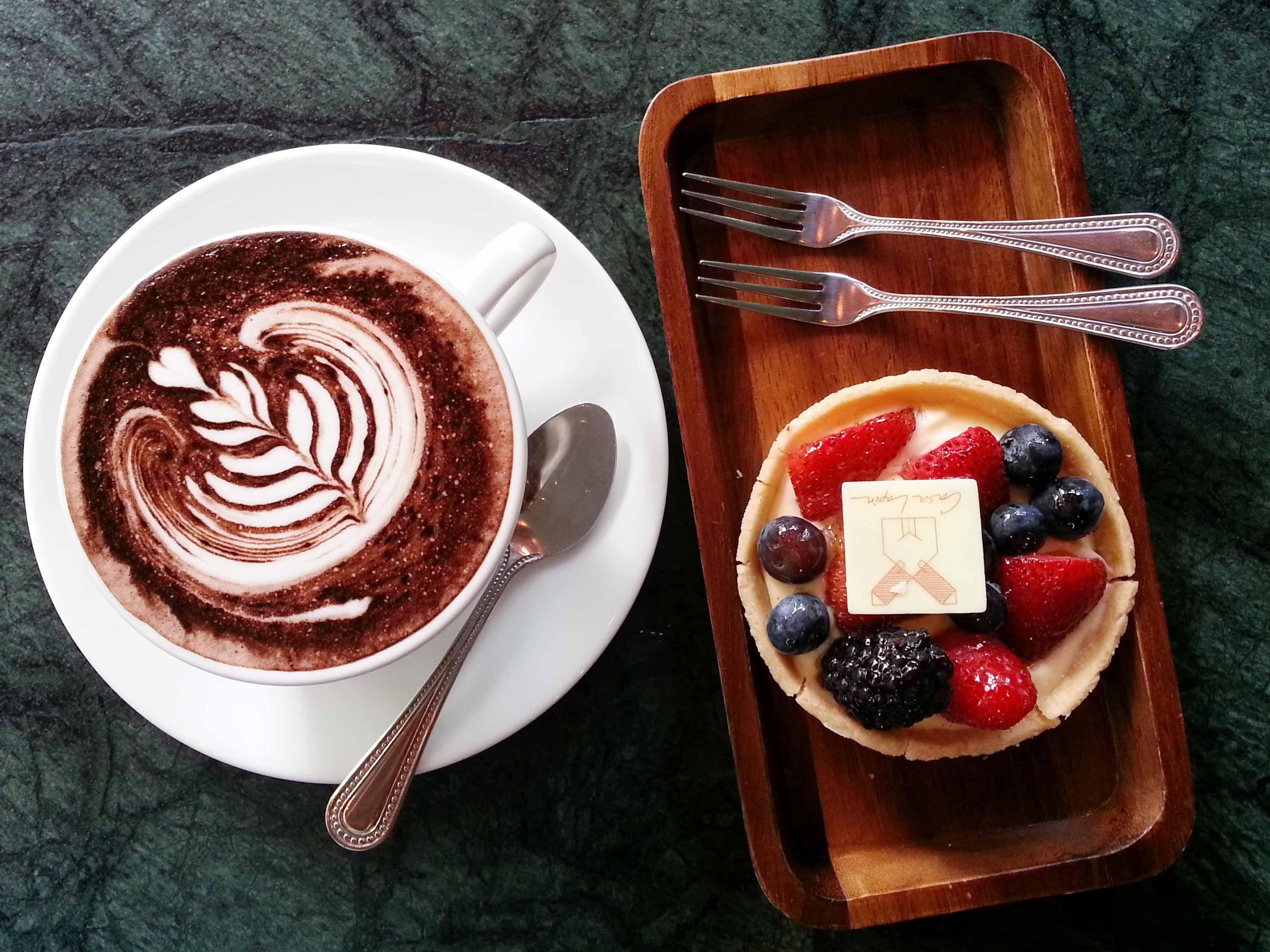 Review cafe เปิดใหม่ย่านอารีย์ Casa Lapin X Ari   Pantip