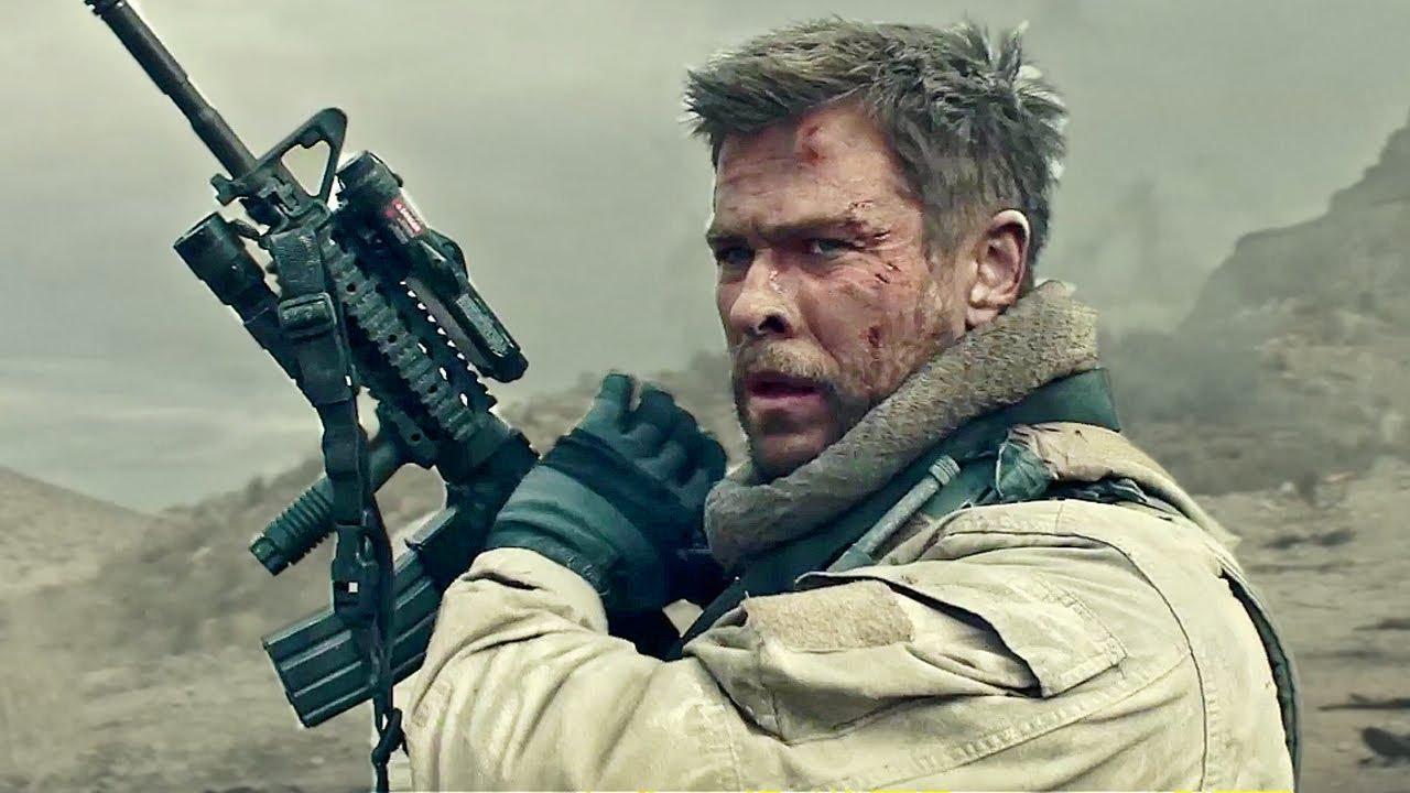 Review] 12 Strong 12 ตายไม่เป็น - หนังสงครามตาลีบัน  ดูเอามันส์เอาเพลินละกันนะ - Pantip
