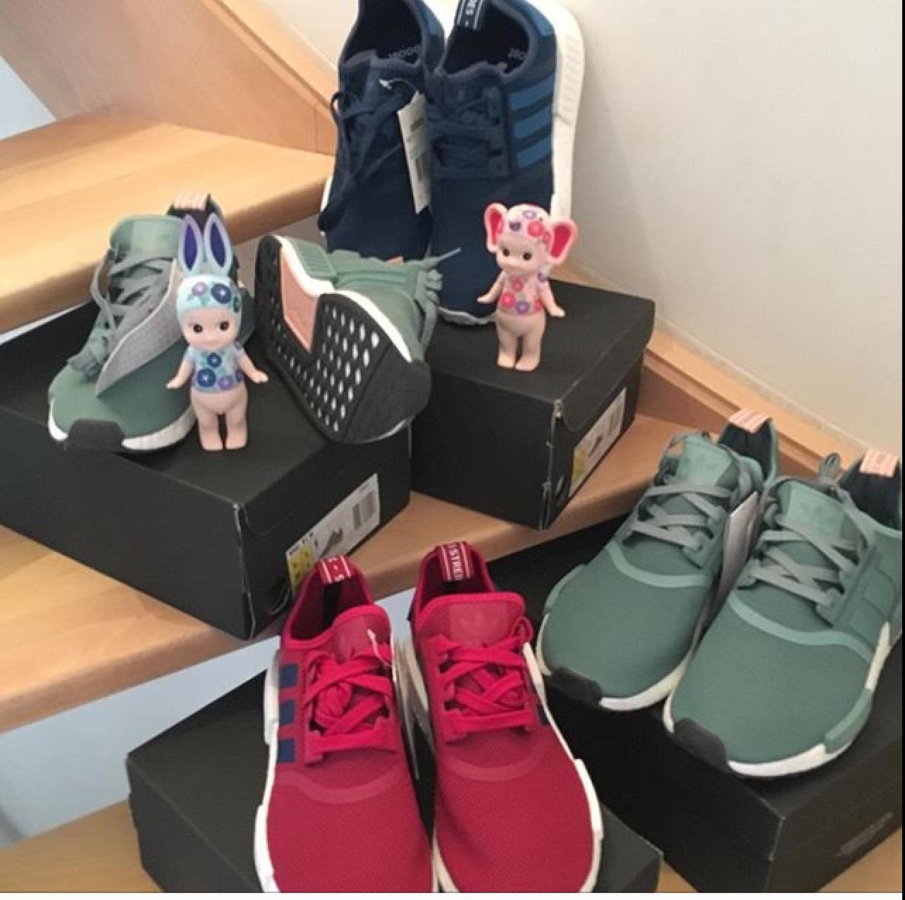 huge discount 7e1e6 be2ab Adidas NMD R1J - Pantip