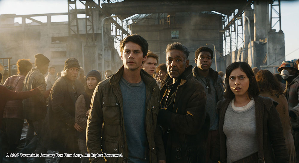 REVIEW## Maze Runner: the Death Cure (2018) เมซ รันเนอร์: ไข้มรณะ ...
